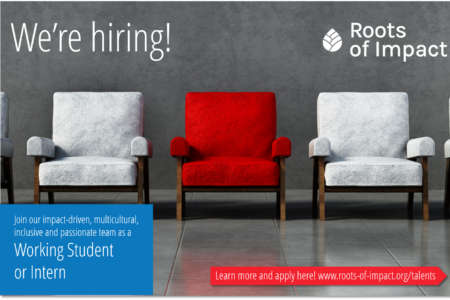 ROI Call for Working Student 5-2021